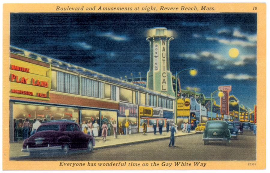 Boulevard and Amusements