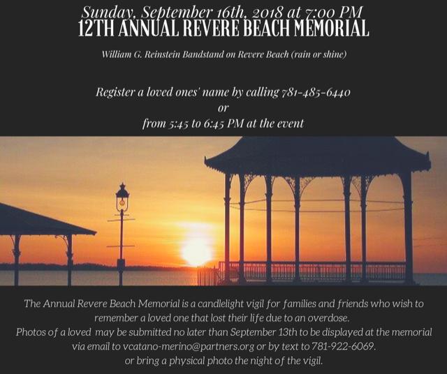 12 Annual Revere Beach Memorial- Revere TV