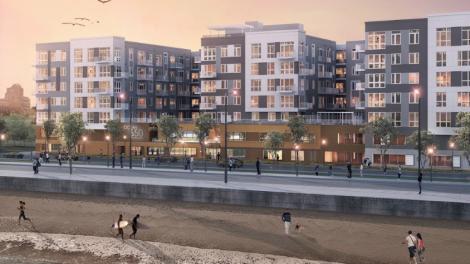 Charleston Sc Based Greystar Investment Group S Apartment Community At Revere Beach