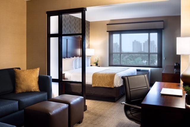 King suite Comfort Inn