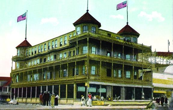 17 Metropolitan Hotel