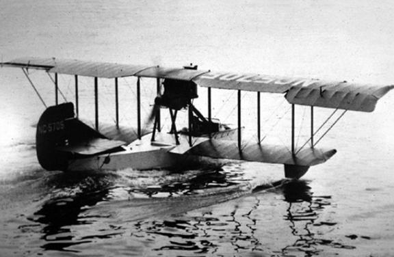 1A Seaplane Rides