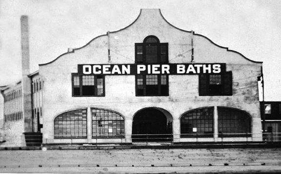 1B Ocean Pier Baths