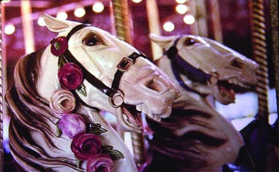 21 Hippodrome Carousel Horses