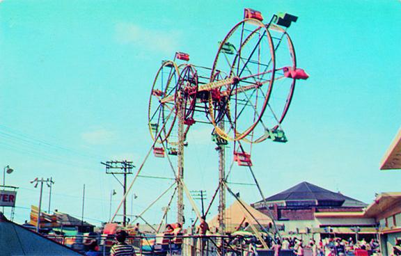 28Hurley's Double Ferris Wheel