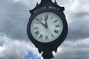 Revere Beach Clock