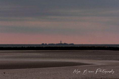 Boston city horizon